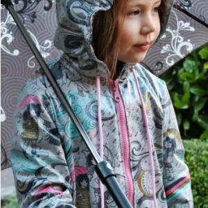 Softshell og regntøjsstof